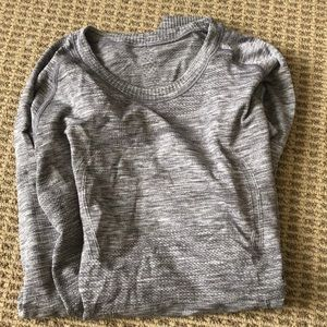 Lululemon swiftly tech long sleeve crew